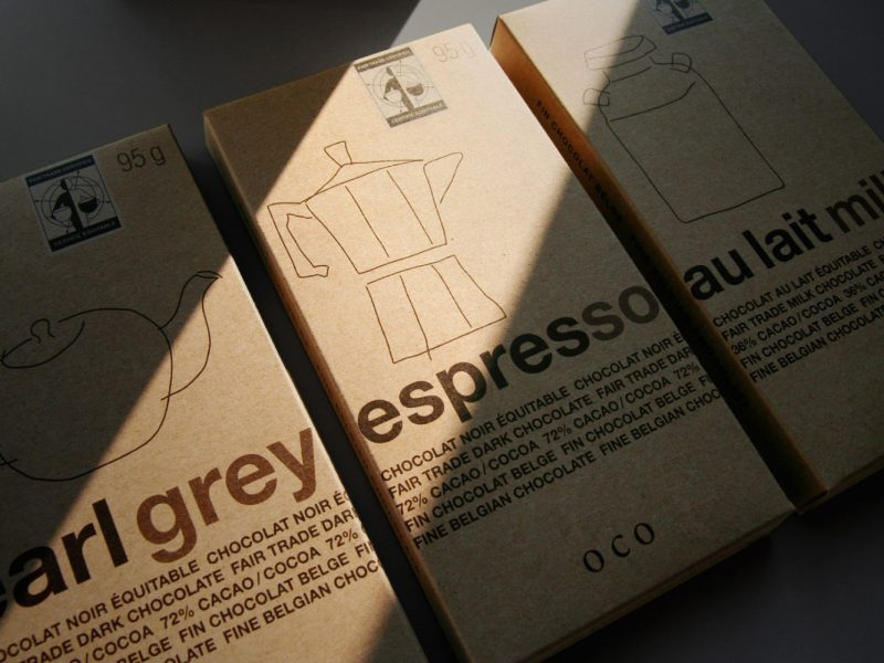 Bold Creative Agency Auckland: Oco Packaging Design