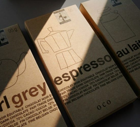 hamilton packaging design oco