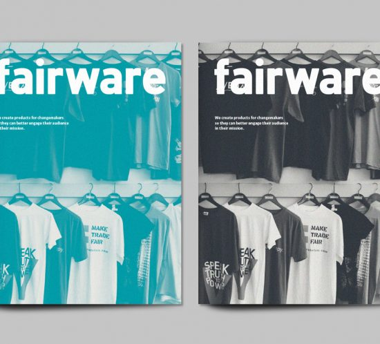 Bold Creative Agency Auckland: Fairware Creative