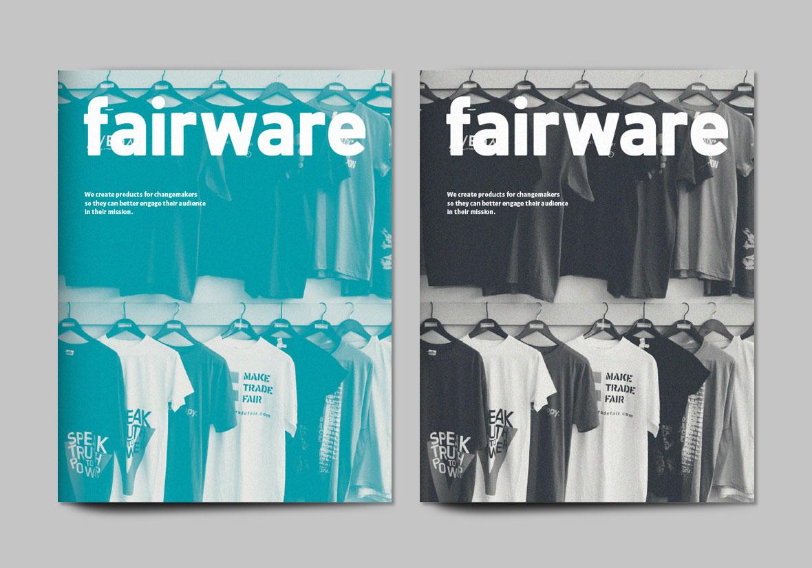 Bold Creative Agency Auckland: Fairware Creative