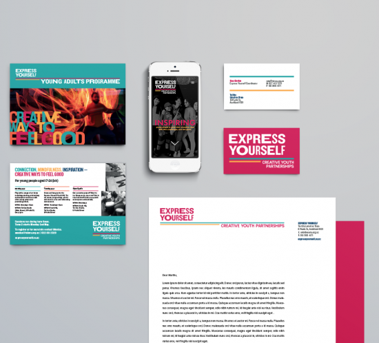 Bold Creative Agency Auckland: Express Yourself Branding