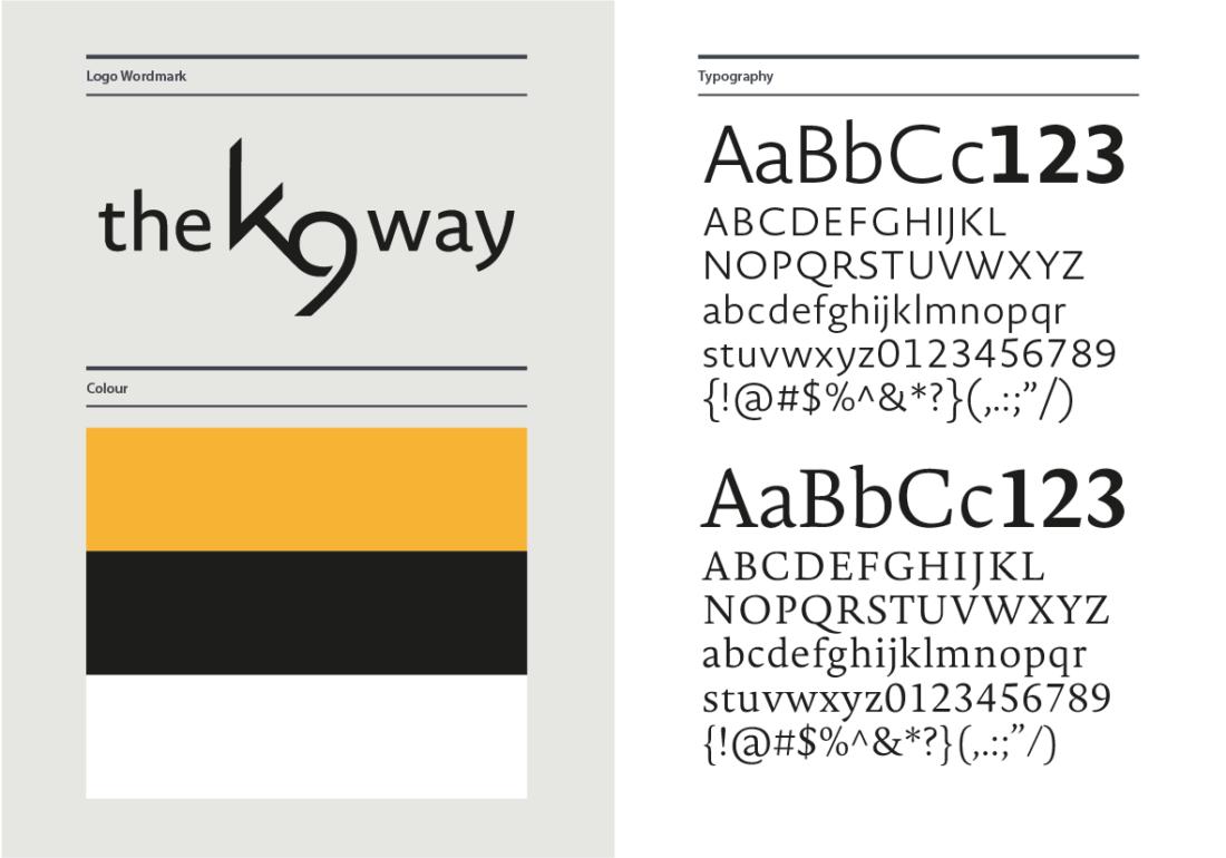 graphic design raglan thek9way